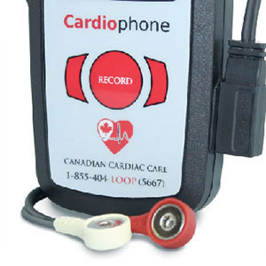 Cardiophone Closeup 3