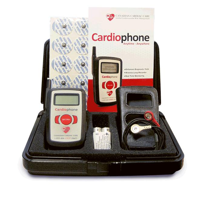 Cardiophone Package